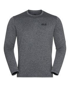 Jack Wolfskin Sky Thermal LS T-Shirt - Herre