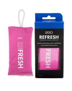 2GO REFRESH - DUFTPOSER T/SKO - 2PAK