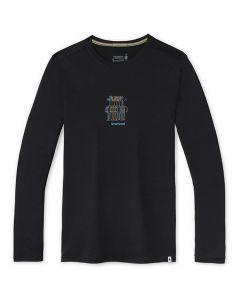 Smartwool Merino Sport 150 Logo Langærmet T-Shirt - Herre