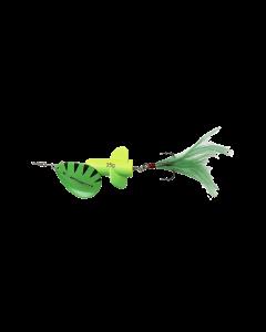 DAM Rattlin Spinner - Fluo Yellow/Green
