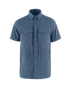 Fjällräven Abisko Hike Shirt SS - Herreskjorte m/korte ærmer (Fjällräven)