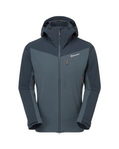 Montane Extreme Jacket Men - Foret Softshell til Herrer
