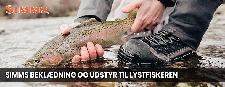 Simms beklædning og udstyr - Lystfiskeren.dk