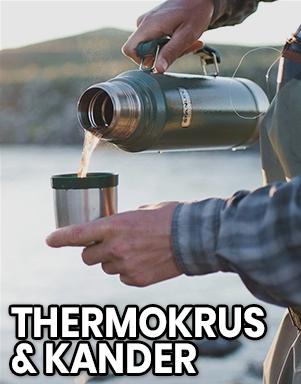 Thermokander og krus