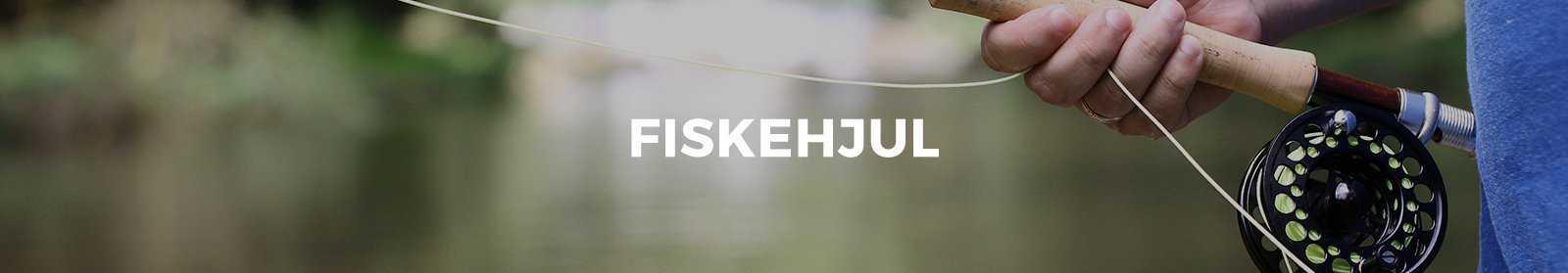 Fiskehjul online