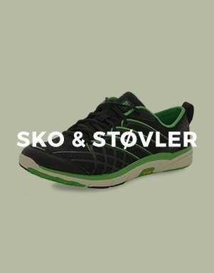 Outdoor sko og støvler til mænd