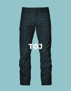 Outdoor tøj til mænd