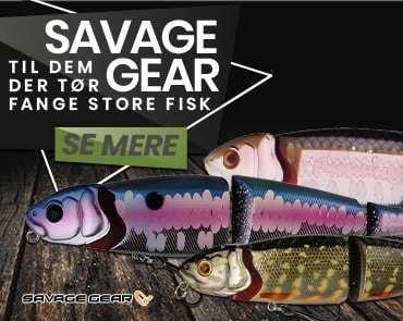 Savage Gear hos Lystfiskeren.dk