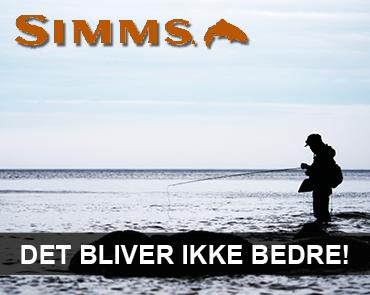 Simms fiskebeklædning, grej & udstyr hos LYSTFISKEREN.dk