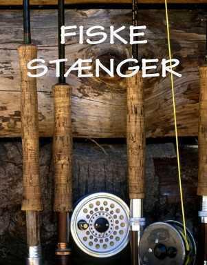 Fiskestænger hos LYSTFISKEREN.dk