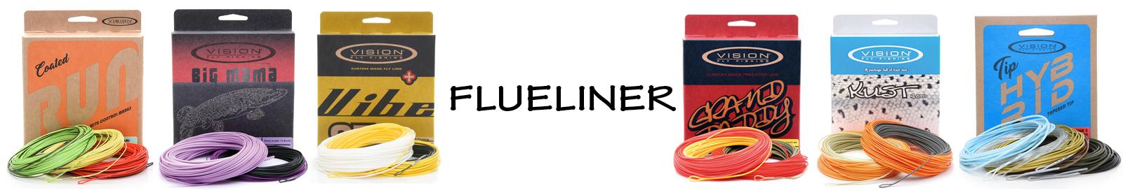 Flue liner til fluefiskeri hos LYSTFISKEREN.dk