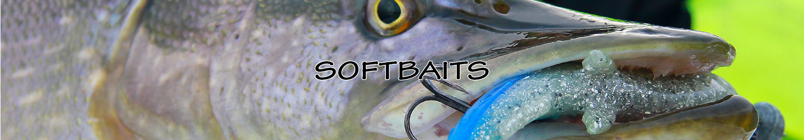Soft baits hos LYSTFISKEREN.dk