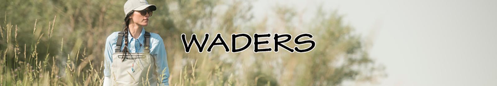 Waders hos LYSTFISKEREN.dk