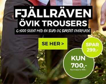 Övik Trousers