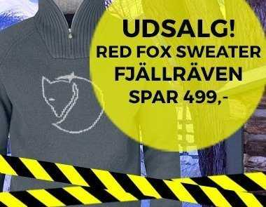 Red Fox Sweater